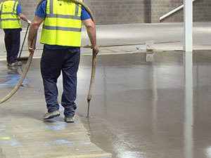 Floor Screeding Systems