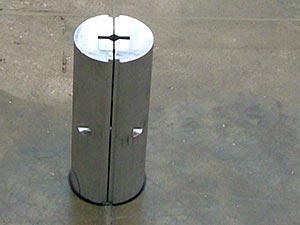 Floor joint stabilising