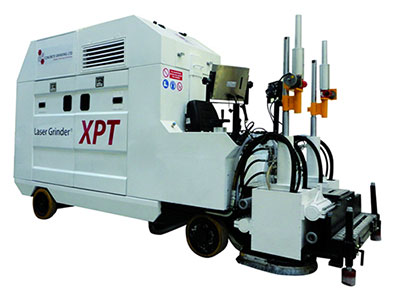 Laser Grinder XPT® Launched