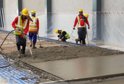 Laying a Precision Floor for Rex Cosmetics in Thailand