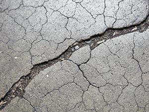 Warehouse Floor Cracks