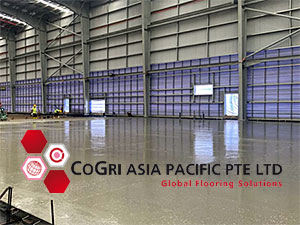 FM2 Steel Fibre Reinforced Concrete slab Construction - CoGri Asia