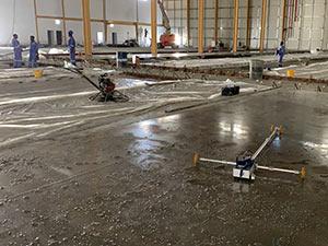 Profileograph - High Tolerance Concrete Floor Construction