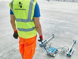 Multi-Level Robotics Warehouse Floor Surveying - CoGri Australia