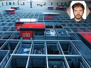 Automated Warehouse Efficiency Poland - Bartosz Sobowiec - General Manager of Face Consultants Poland